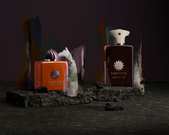 Amouage Boundless Material